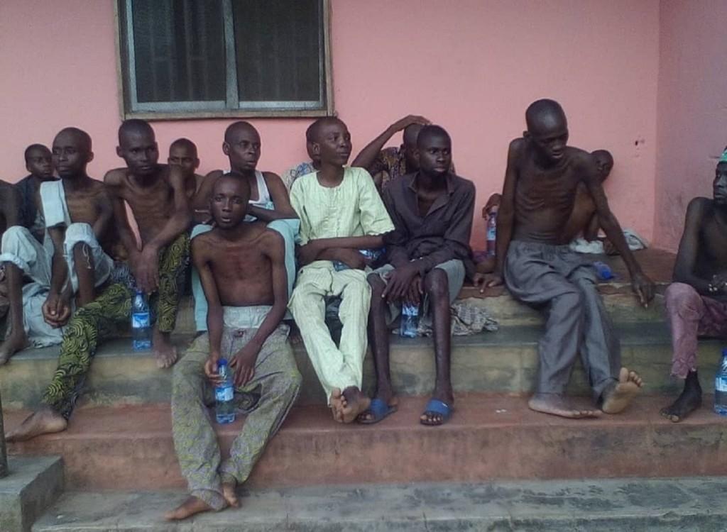 Ibadan, illegal detention