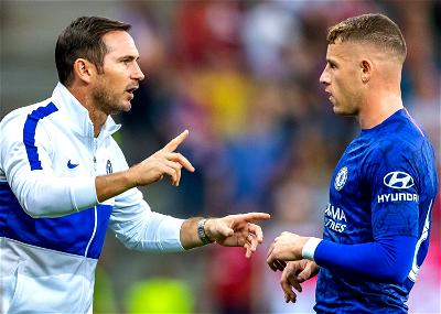 Chelsea boss, Lampard demands ruthless performance from blues