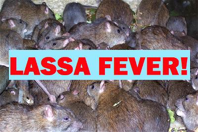 BREAKING: Lassa fever spreads to Lagos