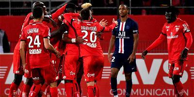 PSG, Dijon, Ligue 1, Mbappe, Cadiz