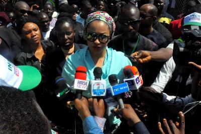 Natasha Akpoti, INEC, Kogi