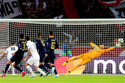 PSG, Real Madrid, UCL