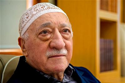 Turkey, Fetullah Gulen,
