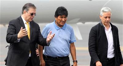 Mexico, Morales, Bolivia