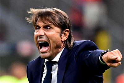 Conte, Inter Milan, Serie A