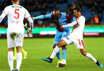 Nwakaeme, Trabzonspor, Europa League, Krasnodar