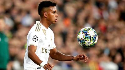 Madrid, Rodrygo, Hazard