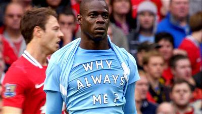 Richards, Balotelli, Man City