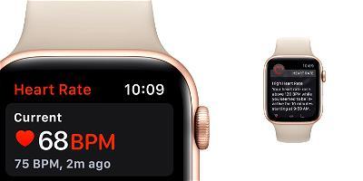 Apple Watch, Grandma, Heart Condition