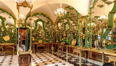 Green Vault, Dresden, Thieves,Jewels