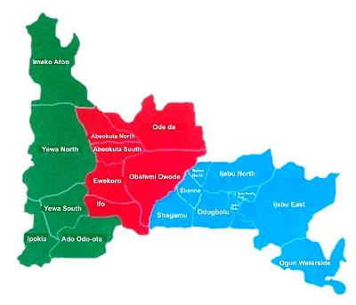Ogun state,