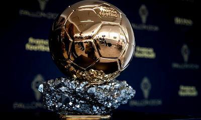 Ballon D'or, Van Dijk, Messi, Ronaldo