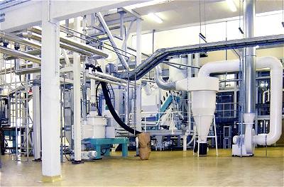 Cocoa factory, Cross Rivers
