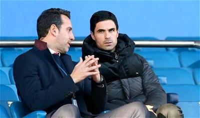 Everton, Arsenal, Arteta, Ancelotti