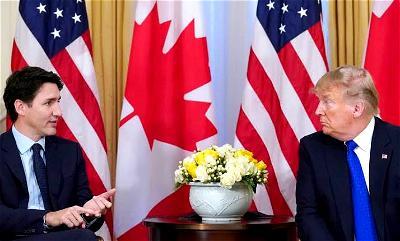 Trudeau, Trump