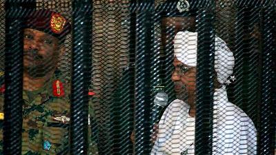 Omar Bashir, Corruption, Sudan