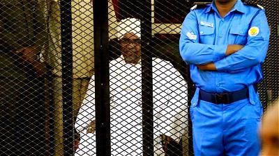 Sudan: Ex-leader sentenced for corruption