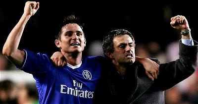 Lampard, Mourinho, Chelsea, Spurs
