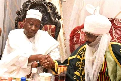 How influential northerners forced Ganduje to change Sanusi's banishment from Opanda to Loko