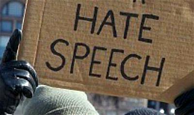 Hate speech, social media