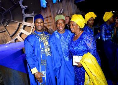 John Boyega represents Nigeria at Star Wars premier