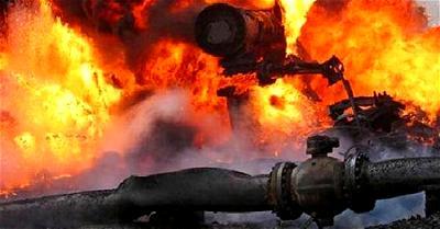 10,000 bpd under threat, as pipeline explosion hits OML 40