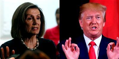 US Democrats lay impeachment case against Trump