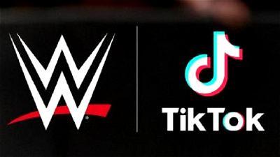 WWE, Tik Tok