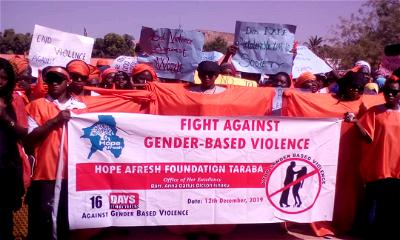 Gender-Based Violence, Taraba, Women