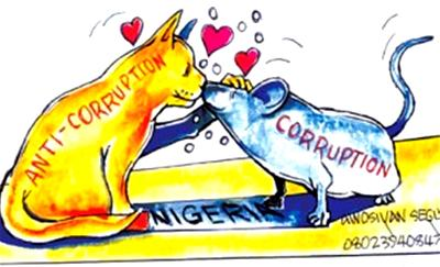 Nigeria drops in Transparency International Corruption Perceptions Index, ranks 149 out of 183 countries