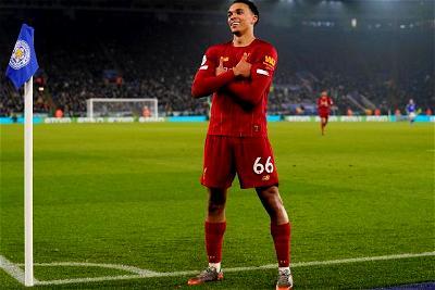 Alexander-Arnold, Liverpool, Rodgers