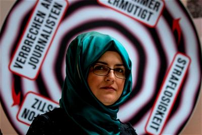 Hatice Cengiz, Jamal Khashoggi, Saudi courts