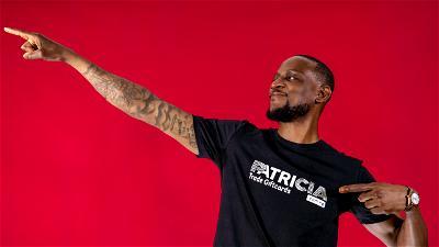 Ex-Big Brother Naija Housemate Omashola joins the Patricia family