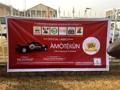 Don't subsume Amotekun under police — Yoruba Congress