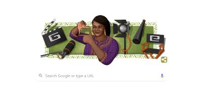 Amaka Igwe, google doodle