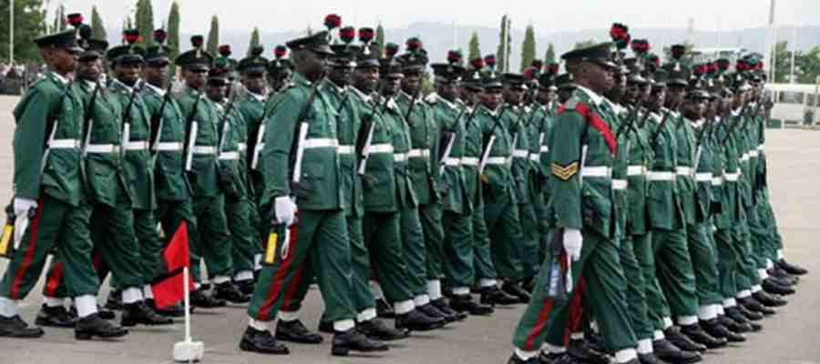 Nigeria's armed forces