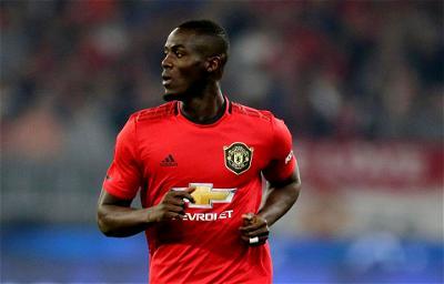 Bailly, Man United