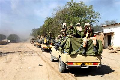 BREAKING: Chad imposes curfew, shut borders after president's death