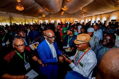 Danjuma, Prince Eweka, Obende, Ijewere, others rally support for Obaseki's second term