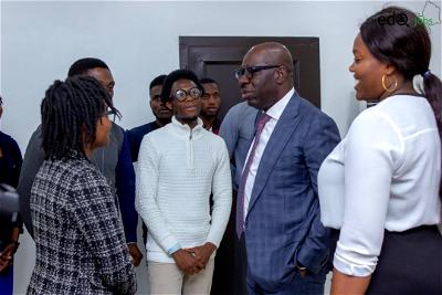 Obaseki's tech reforms: Edo wins Rosatom Atoms for Africa competition