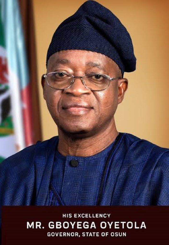 Nigeria @ 61: We're making progress, not stagnant ― Gov Oyetola