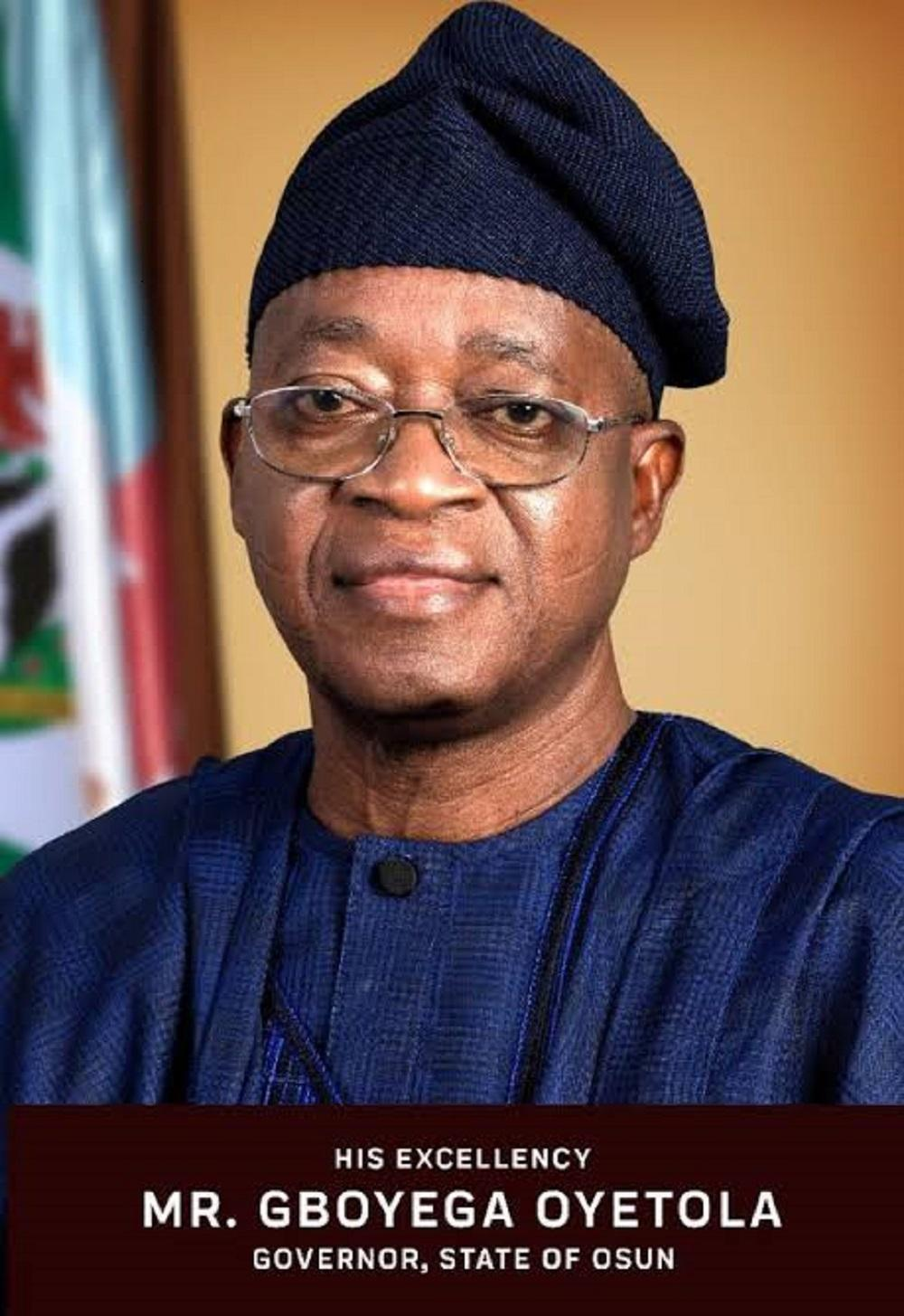 Osun at 30: Royal fathers Commend Oyetola for living up to expectations of founding fathers
