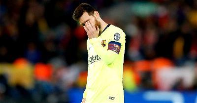 Salah, Mane, Kane, Messi