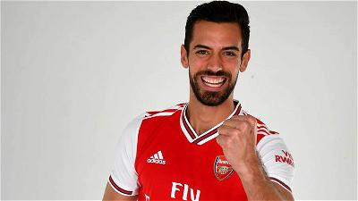 Pablo Mari, Arsenal, Edu