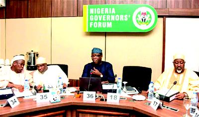 BREAKING:No state hoarded palliatives ― Governors