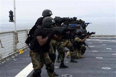 Navy intercepts 316 drums of illegal diesel at Agbani offshore