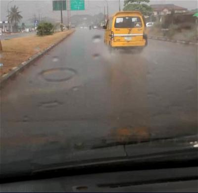 Heavy rainfall prediction: Lagos directs residents of low lying areas to relocate