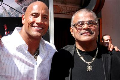 Rocky Johnson, Professional Wrestler, father of the Rock, Dies at 75