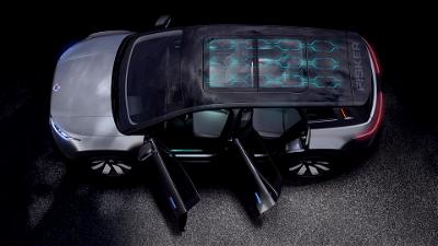 Fisker, Electric SUV