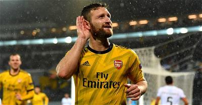 Arsenal, Shkodran Mustafi, Mikel Arteta